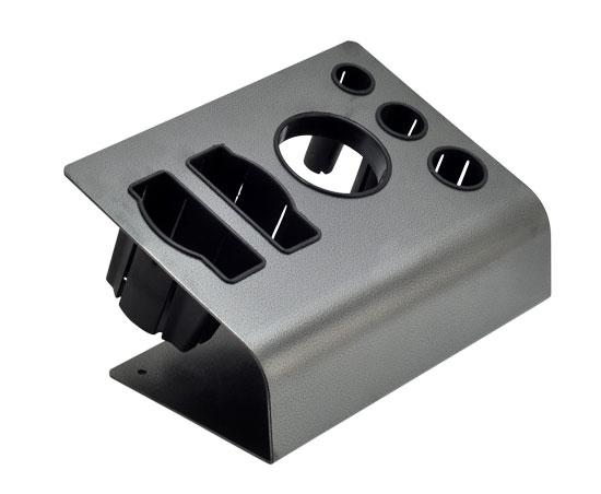Desktop Appliance Holder Stand Flat Iron Blow Dryer Salon