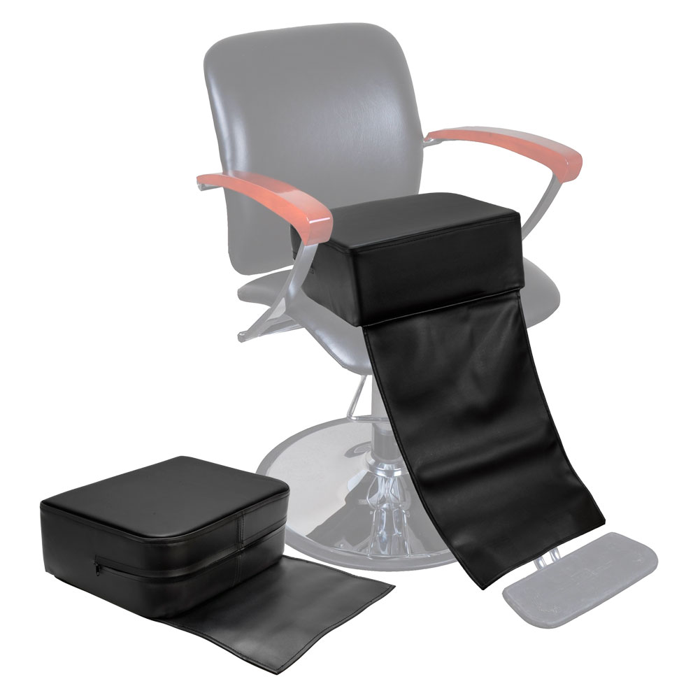 childrens salon booster seat barber hair styling chair kid spa
