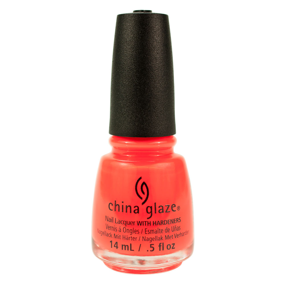 China Glaze Nail Polish Poolside POOL PARTY Lacquer 80945