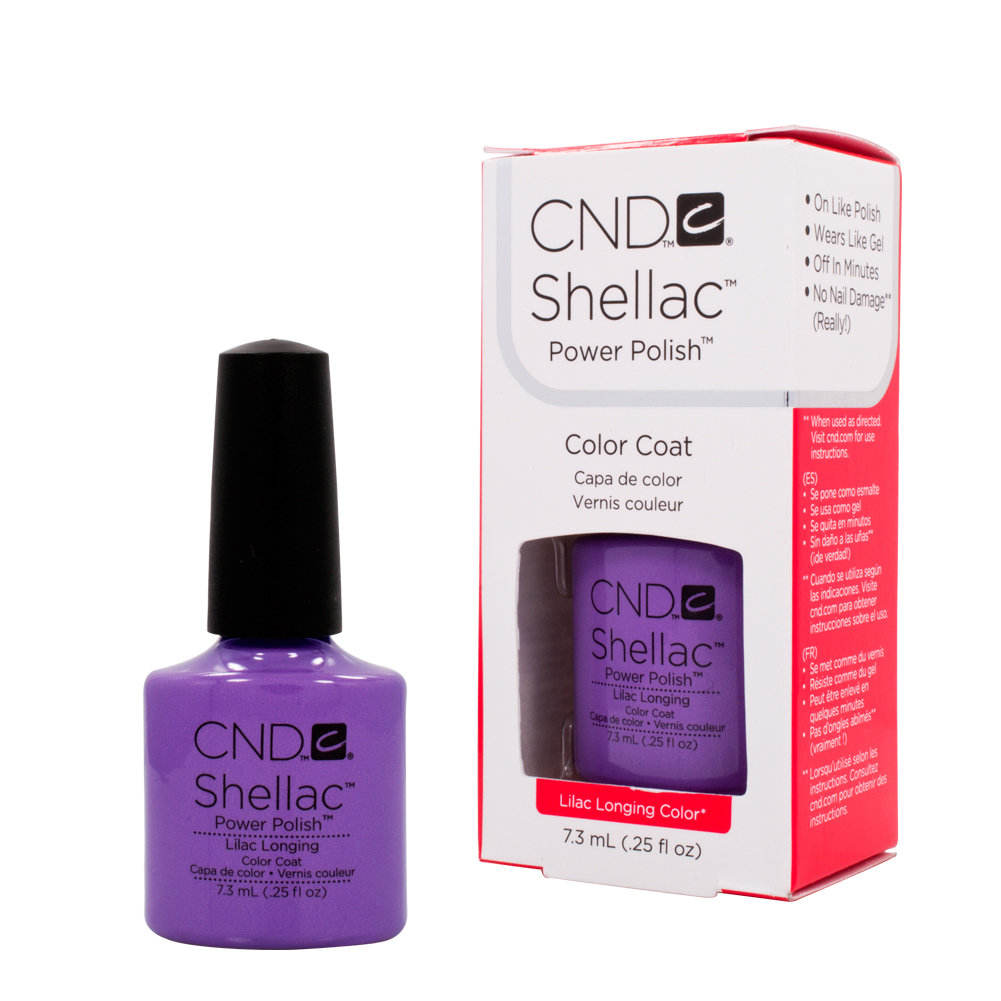 colors a l cnd shellac uv gel creative nail polish 25 oz soak off coat set 1 ebay. Black Bedroom Furniture Sets. Home Design Ideas