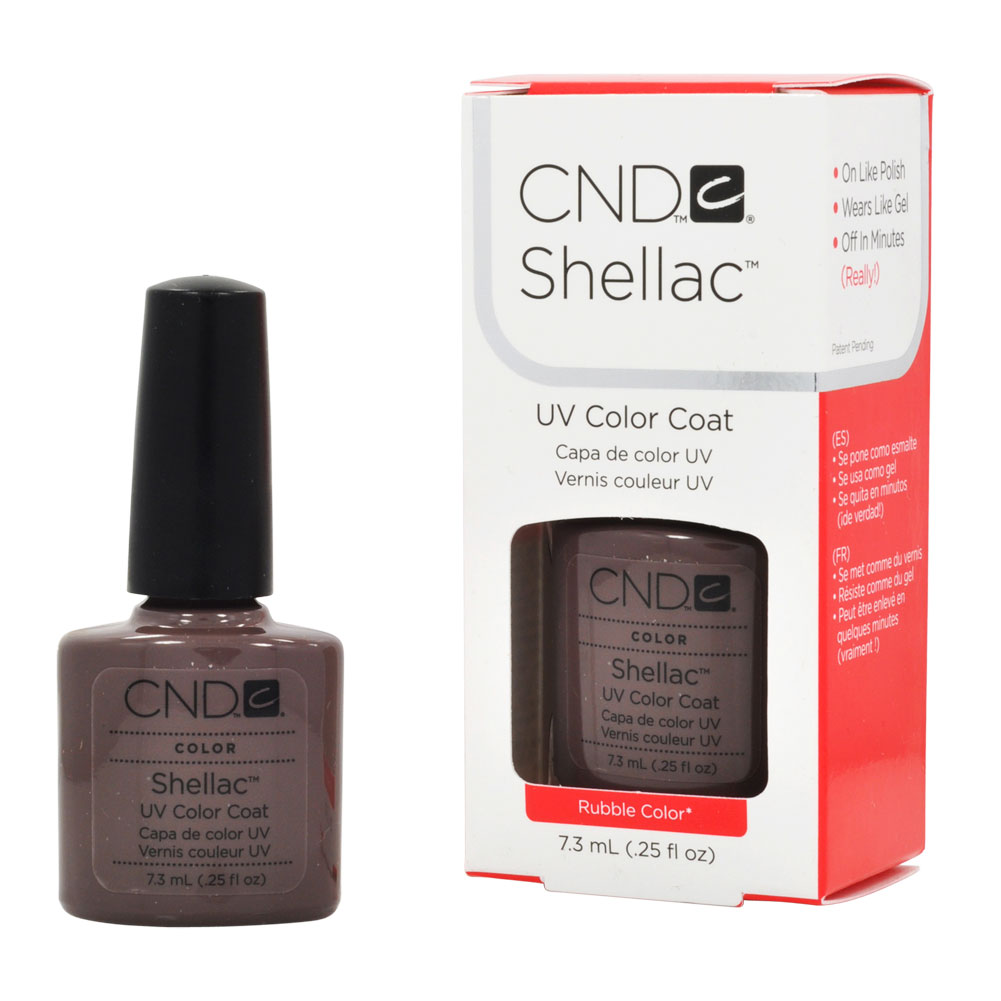 cnd shellac uv gel creative nail polish 25 oz manicure soak off color coat uv3 ebay. Black Bedroom Furniture Sets. Home Design Ideas
