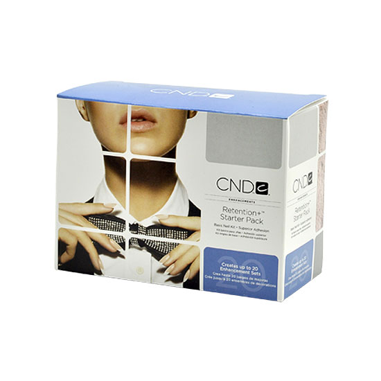 CND Enhancement Retention Liquid Powder Starter Pack