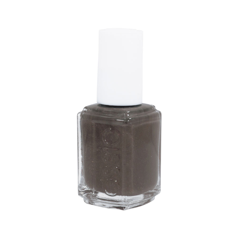 Essie Lacquer Grey Teal Nail Polish Salon Manicure 847