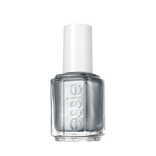 Essie NO PLACE LIKE CHROME Silver Metal Nail Polish 940