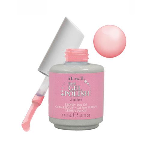 Sheer Pink Opi Nail Polish: IBD Just Gel JULIET Soak Off Pink Sheer Nail Polish UV