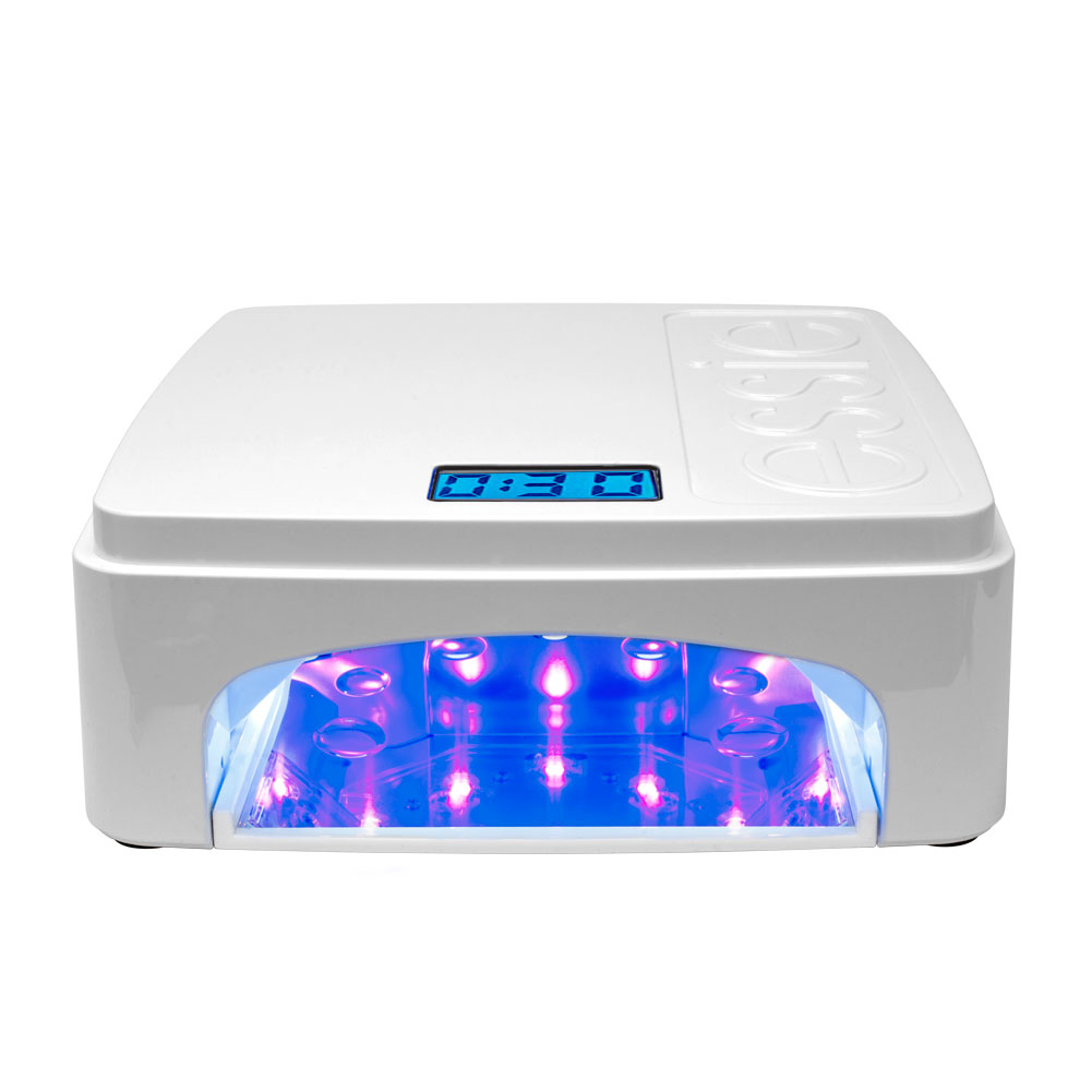 Essie GEL Professional Manicure Pedicure Nail Polish LED Lamp