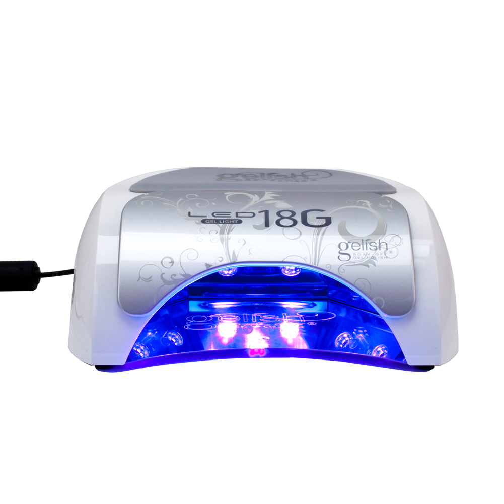 Harmony Gelish Acrylic Gel Nail Light 18G LED Lamp