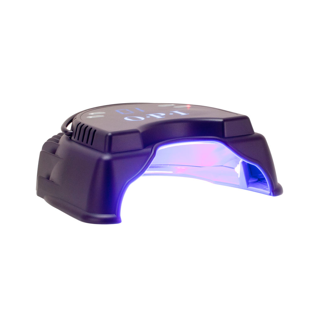 Opi Led Lamp Professional Salon Nail Manicure Pedicure Gel