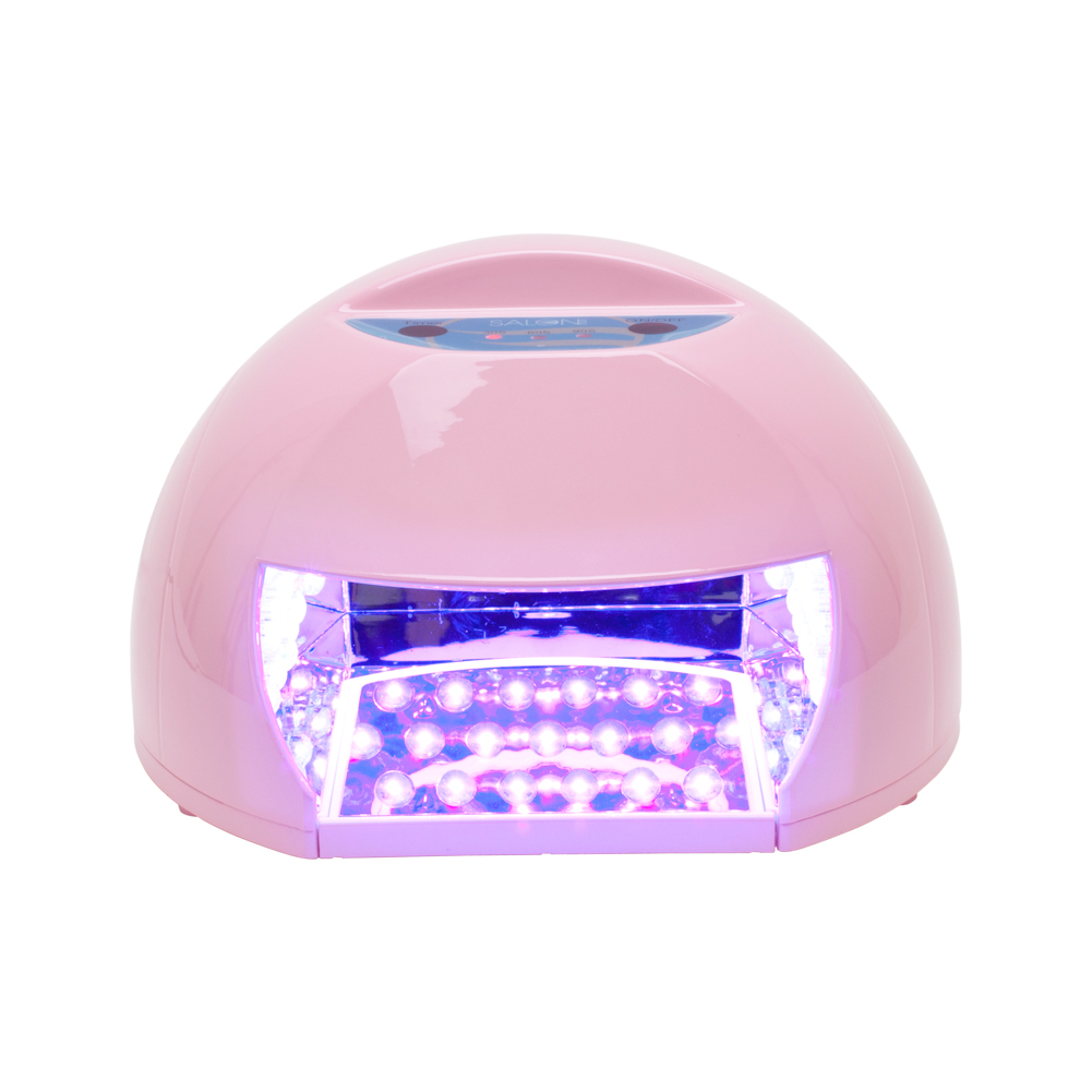 Best Gel Nail Polish With Led Light: Gelish CHOOSE 5 Nail Polish Top & Base Coat PINK Round LED