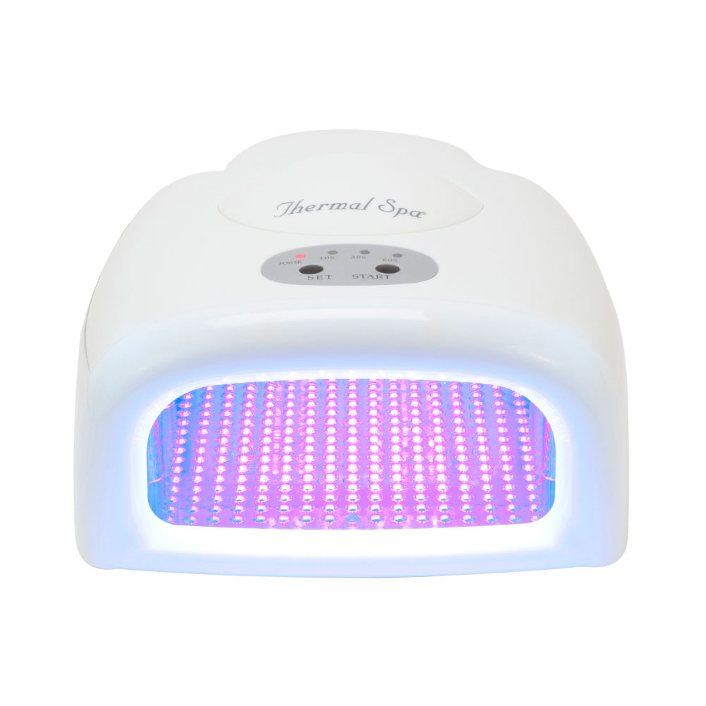 Thermal Spa LED Lamp Gel Light Nail Dryer Professional