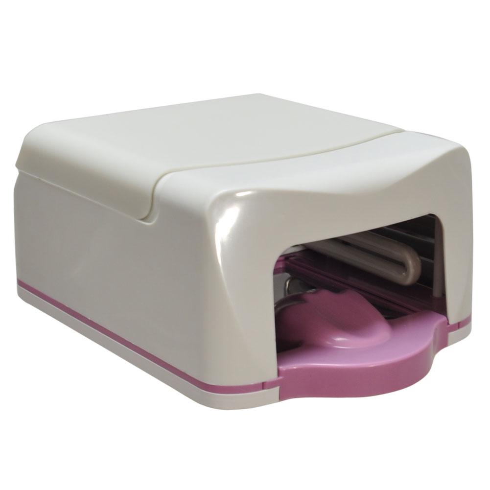Nail Dryer Light: Pro 45W Watts UV Lamp NAIL DRYER Acrylic Light FAN Salon