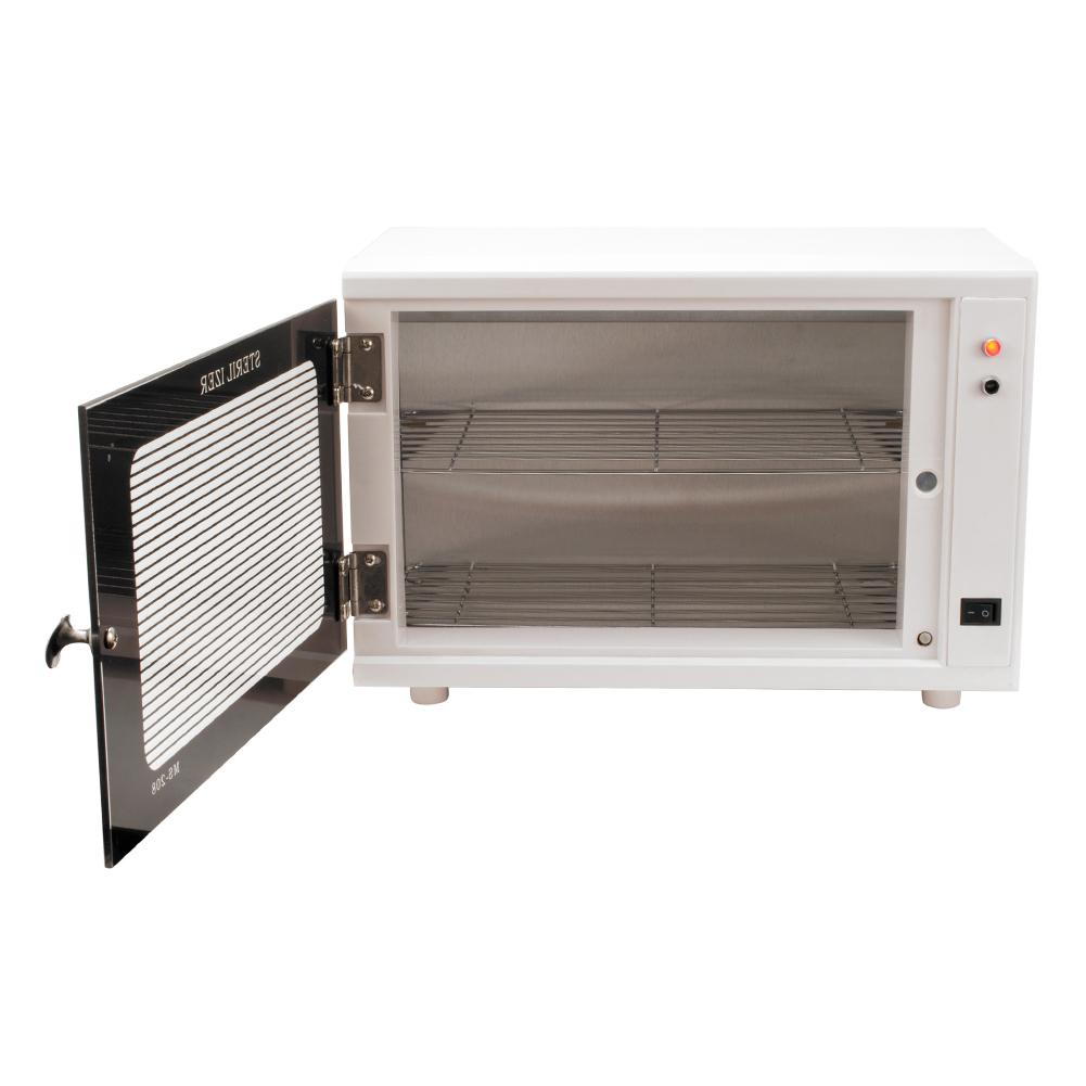 Professional uv sterilizer cabinet tool sanitizer spa skin for Salon uv