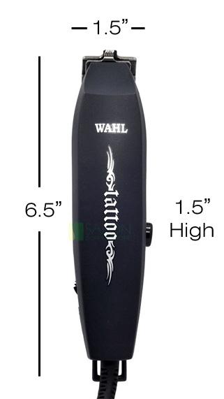 wahl tattoo fine line trimmer hair design cut clipper 8043 200 salon barber ebay. Black Bedroom Furniture Sets. Home Design Ideas