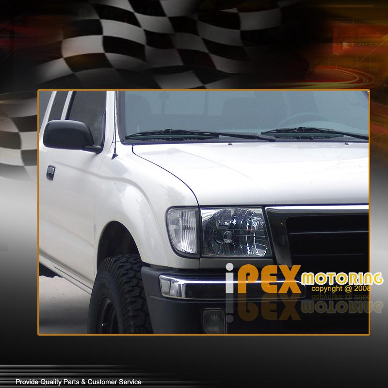 1998 1999 2000 Toyota Tacoma 4wd 4x4 Chrome Headlights