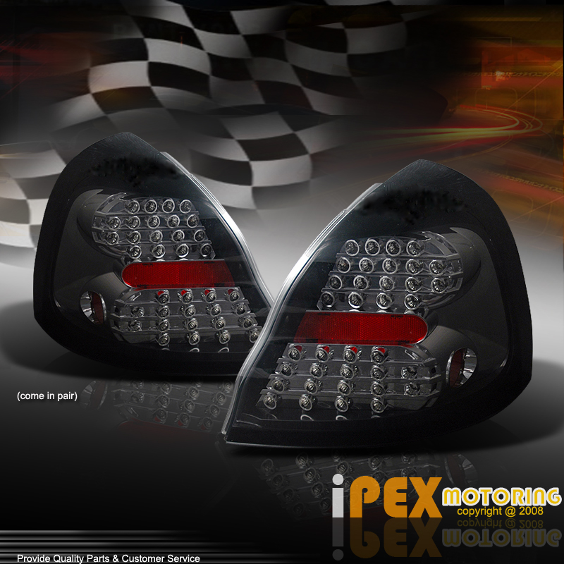 must buy 2004 2008 pontiac grand prix red led tail light. Black Bedroom Furniture Sets. Home Design Ideas