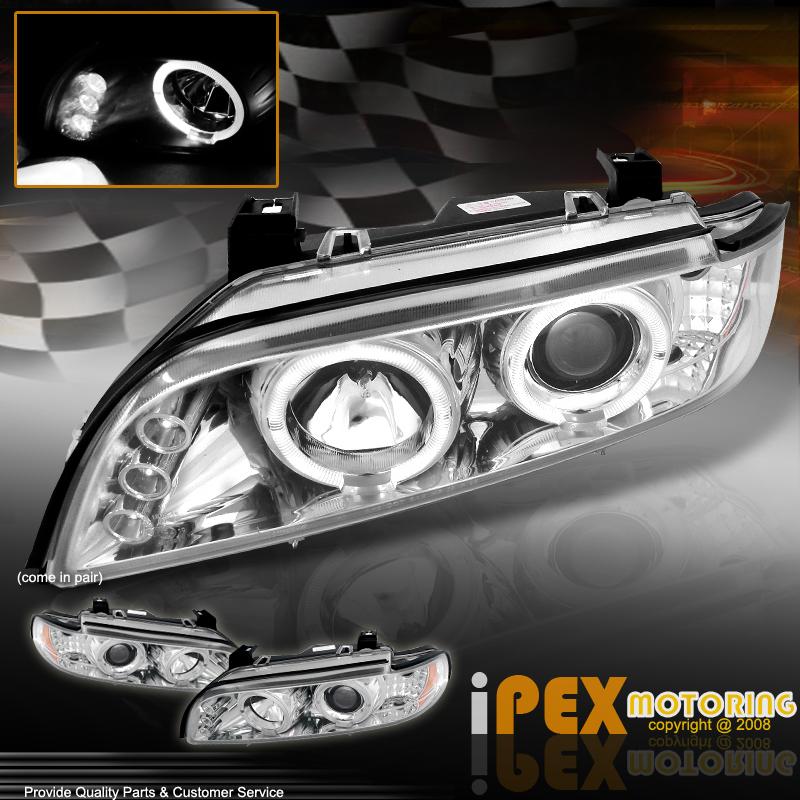 2000 bmw 528i halo headlights ebay
