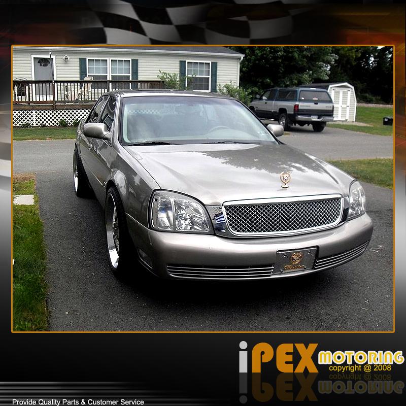 2000 2001 2002 2003 2004 2005 Cadillac Deville Chrome