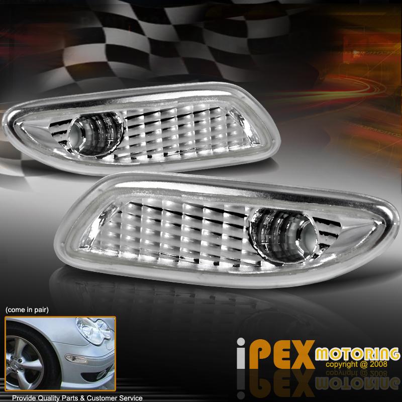 (C-CLASS) 2001-2007 Mercedes Benz W203 C230 C240 C320 Side