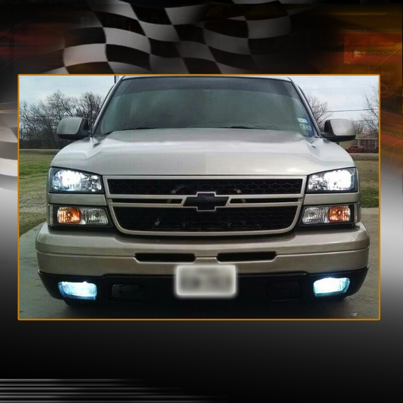 chevy silverado avalanche clear bumper fog light w does not apply