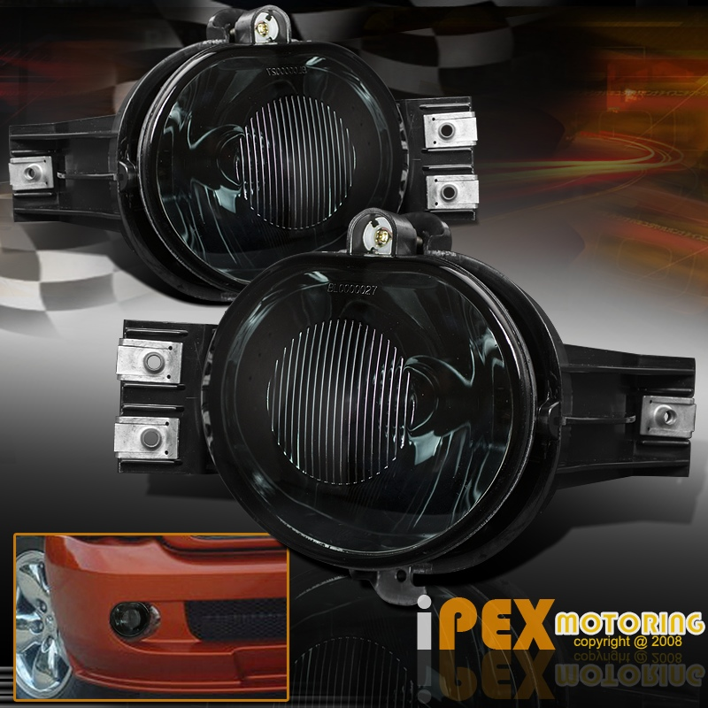 2008 Dodge Ram 1500 Fog Light Wiring Harness : For dodge ram black