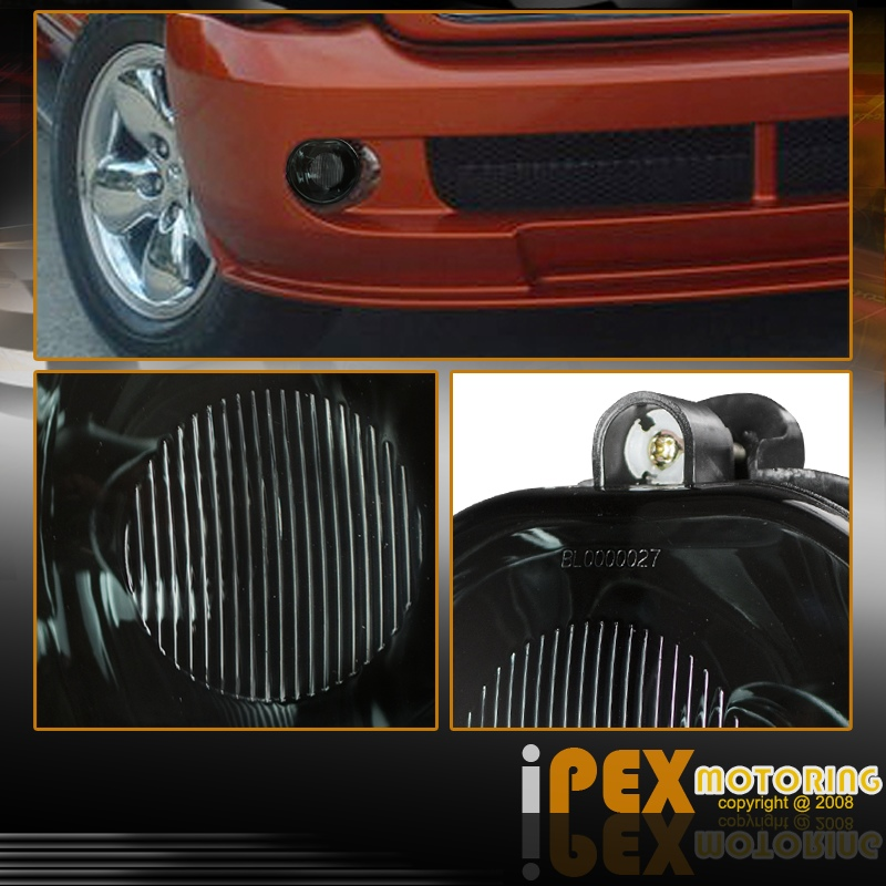 2006 2007 2008 dodge ram 1500 2500 3500 black headlights. Black Bedroom Furniture Sets. Home Design Ideas