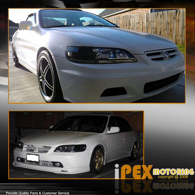 jdm style 1998 2002 honda accord 2dr coupe 4dr sedan. Black Bedroom Furniture Sets. Home Design Ideas