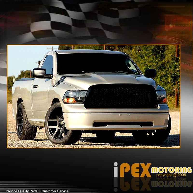 how to change headlight bulb on a 2011 ram 1500