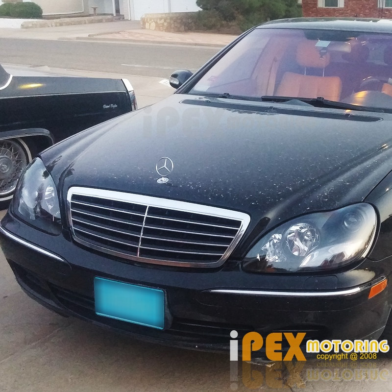 S class 2000 2005 mercedes benz w220 s430 s500 s600 for 2005 mercedes benz s600