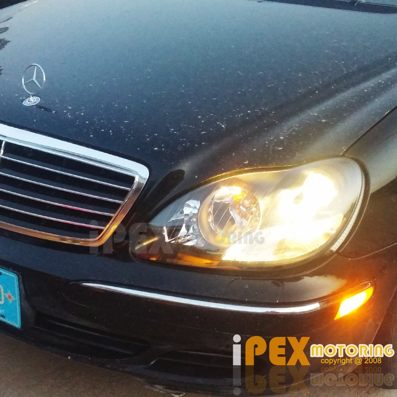 S class 2000 2005 mercedes benz w220 s430 s500 s600 for Mercedes benz s430 headlight replacement