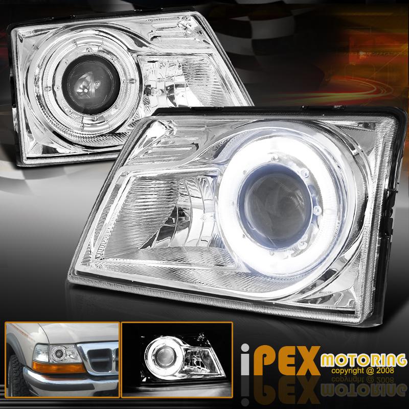 1998 Ranger Headlight Switch : Ford ranger headlights ebay autos post