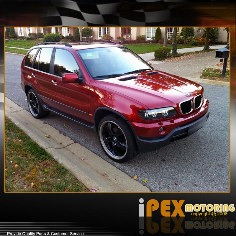 Buy *EURO BRIGHT* 2001-2003 BMW X5 E53 HALO LED PROJECTOR