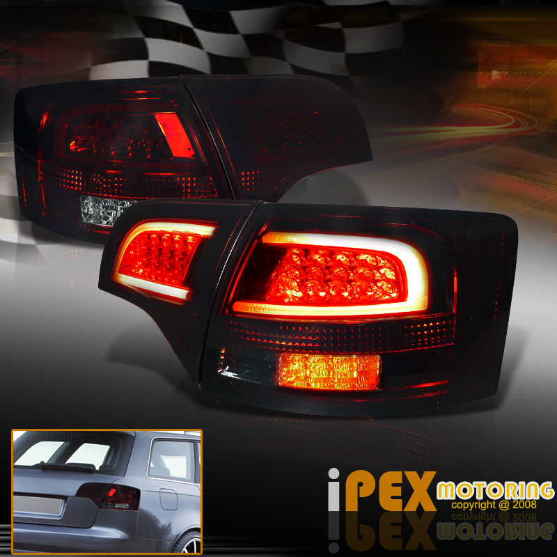 2005 2006 2007 2008 Audi A4 B7 Quattro Avant Wagon LED