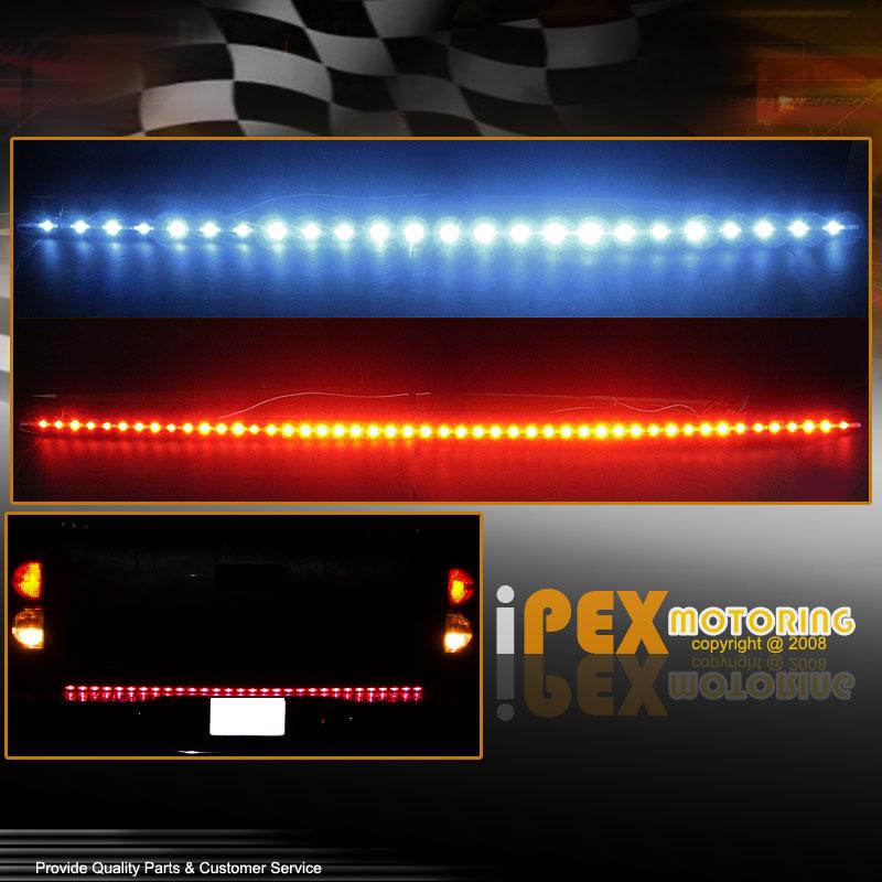 led strip bar truck suv atv trailer reverse signal stop brake light. Black Bedroom Furniture Sets. Home Design Ideas