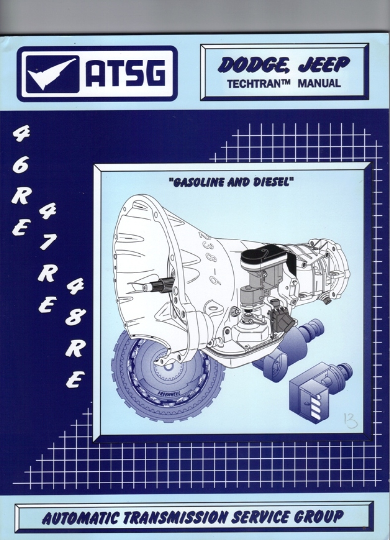 ax4n transmission repair manual pdf