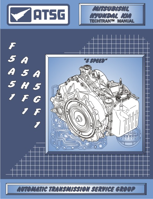 F5A51 Transmission Parts http://www.ebay.com/itm/F5A51-A5HF1-A5GF1-ATSG-MANUAL-Repair-Rebuild-Book-Transmission-Guide-Transaxle-/181091291619