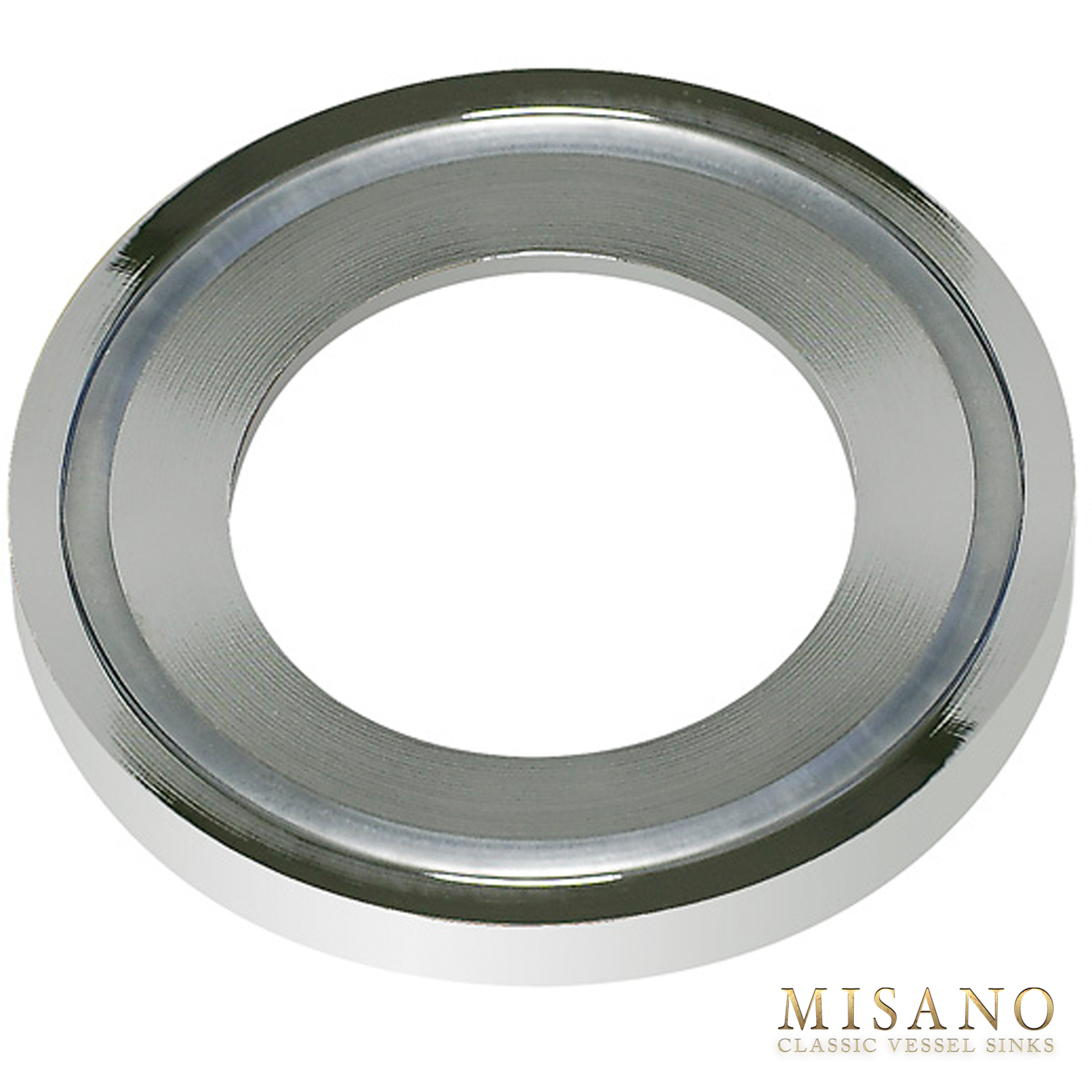 Vessel Sink Mounting Ring : Mounting Ring for Vessel Sink - Chrome Installation Mount Support ...
