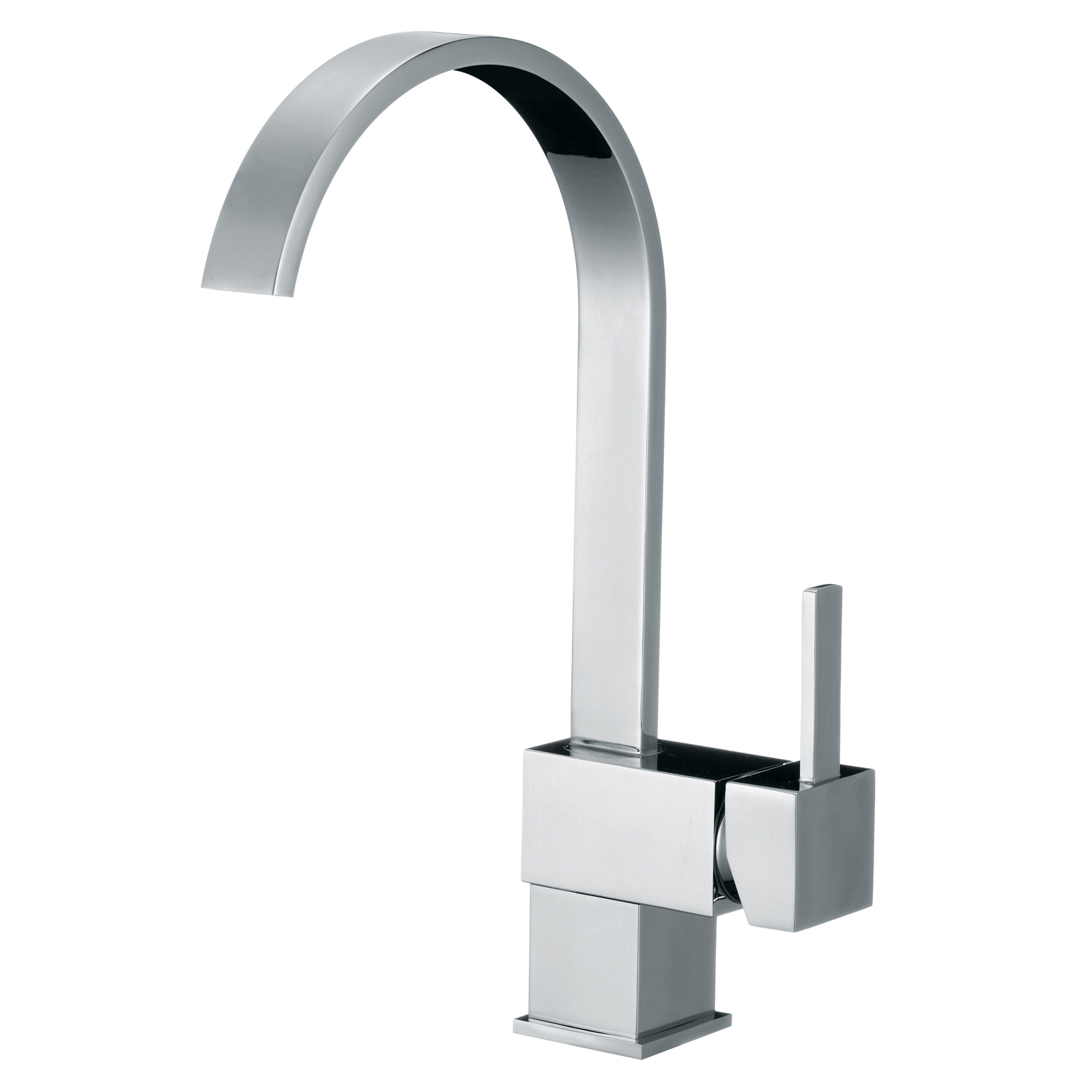 "Modern Kitchen Sink Faucets: 13"" Modern Kitchen / Bathroom Sink Faucet"