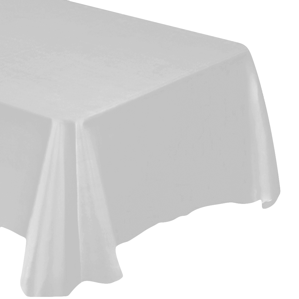 Rectangular Seamless Fabric Tablecloths For Wedding Restaurant Banquet Party