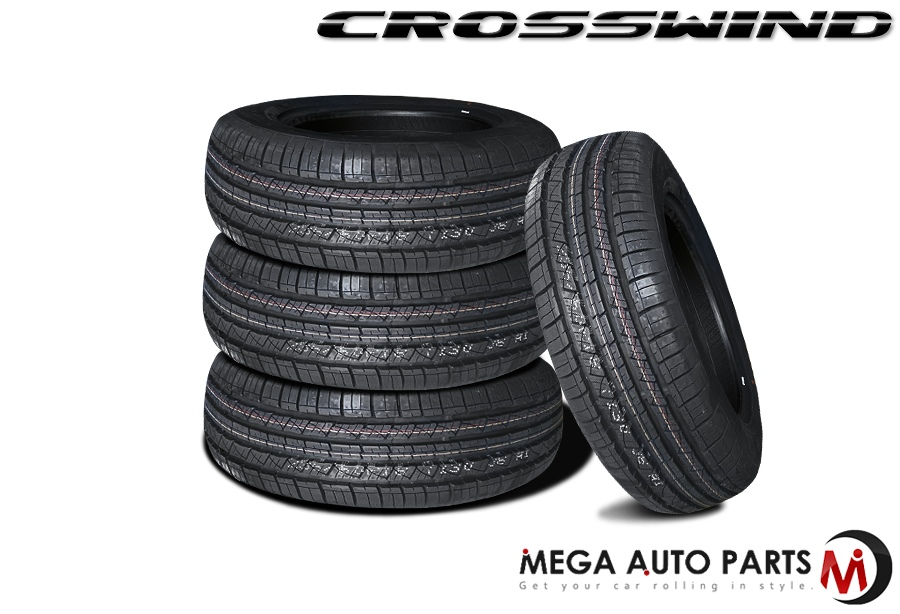 4 New Crosswind 4x4 Hp 255 60r17 106h Value All Season
