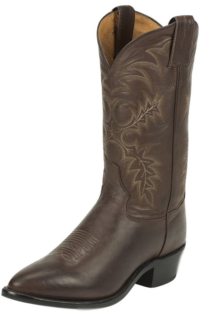 Tony Lama Western Boots Mens Leather Cowboy Stallion Kango Brown 7901 at Sears.com