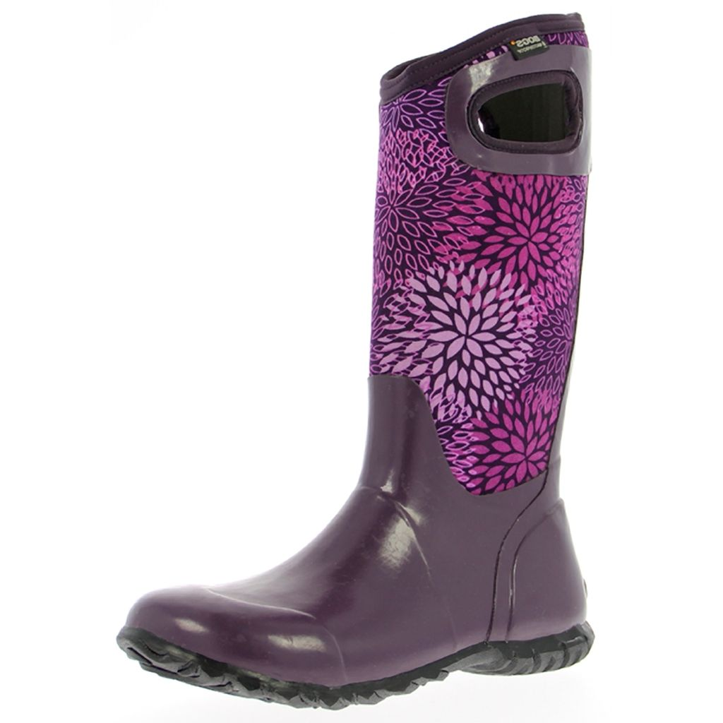 Bogs Outdoor Boots Womens North Hampton Floral WP Rubber 71551 at Sears.com