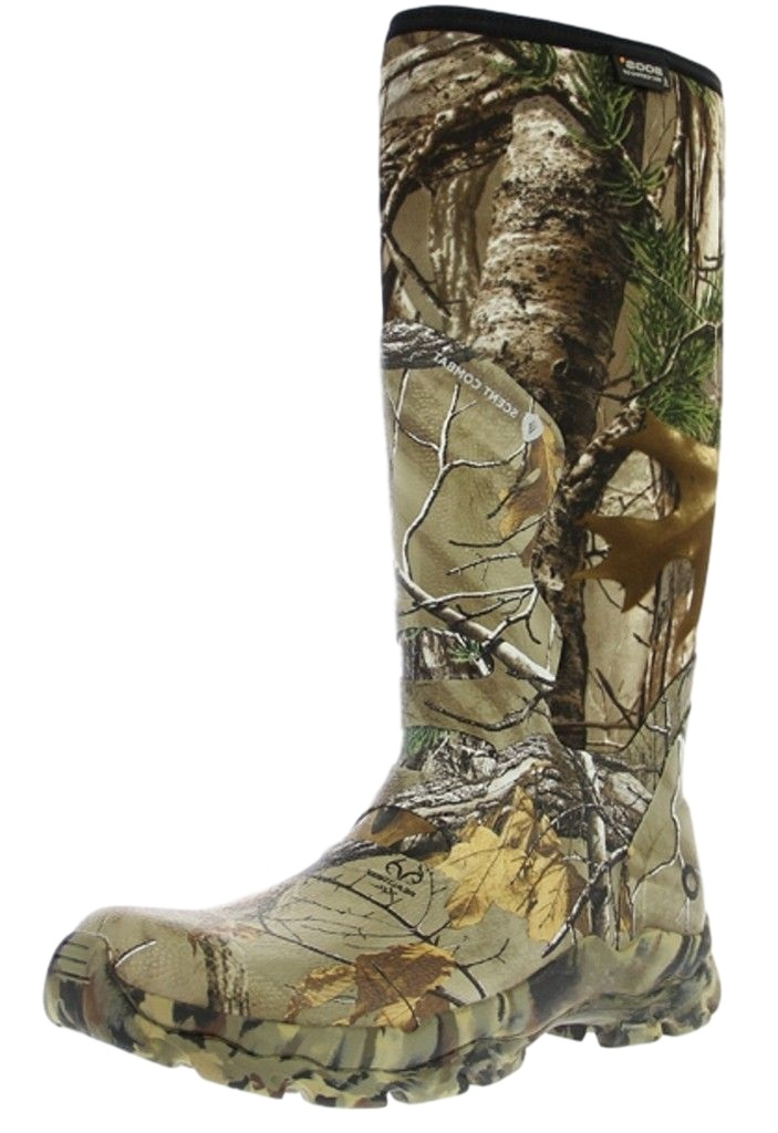 bogs boots mens 15 quot big horn camo wp rubber 71629