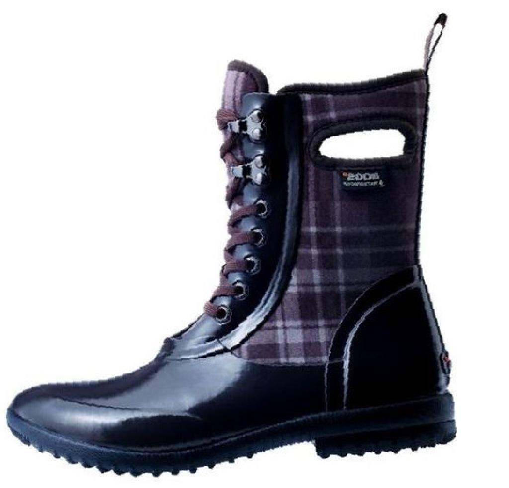 Original Bogs Muck Boots Womens Amanda Chukka Lace-Up Waterproof 72096