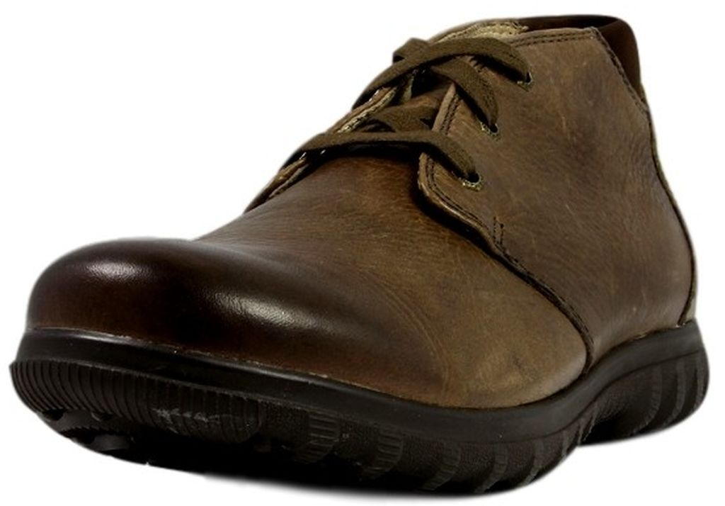bogs outdoor boots mens eugene chukka leather waterproof