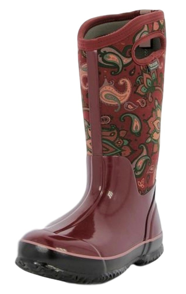 Lastest Bogs Muck Boots Womens North Hampton Floral Waterproof Rubber 71551 | EBay
