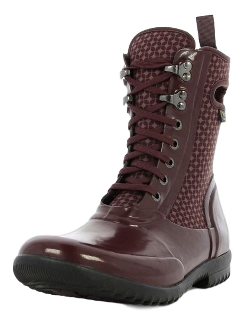 New Bogs Boots Womens Classic Watercolor WP Insulated Tall 71787 | EBay