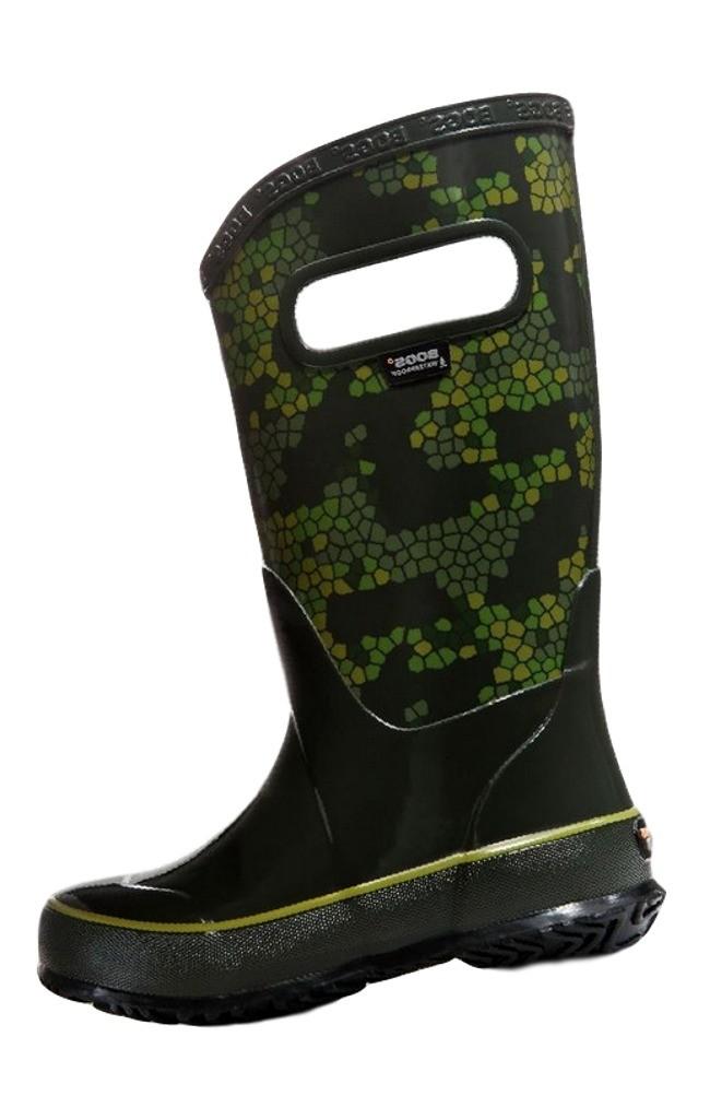 Bogs Muck Boots Boys Rain Boot Axel Waterproof Non-Slip 72088 | eBay