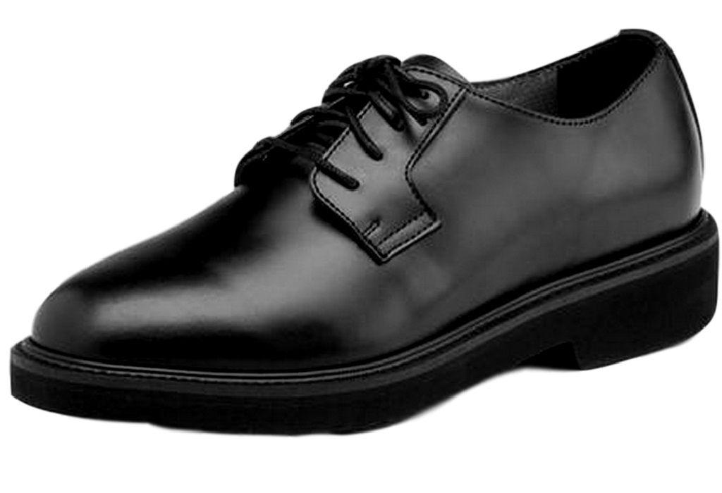 rocky work shoes mens polishable dress leather oxford