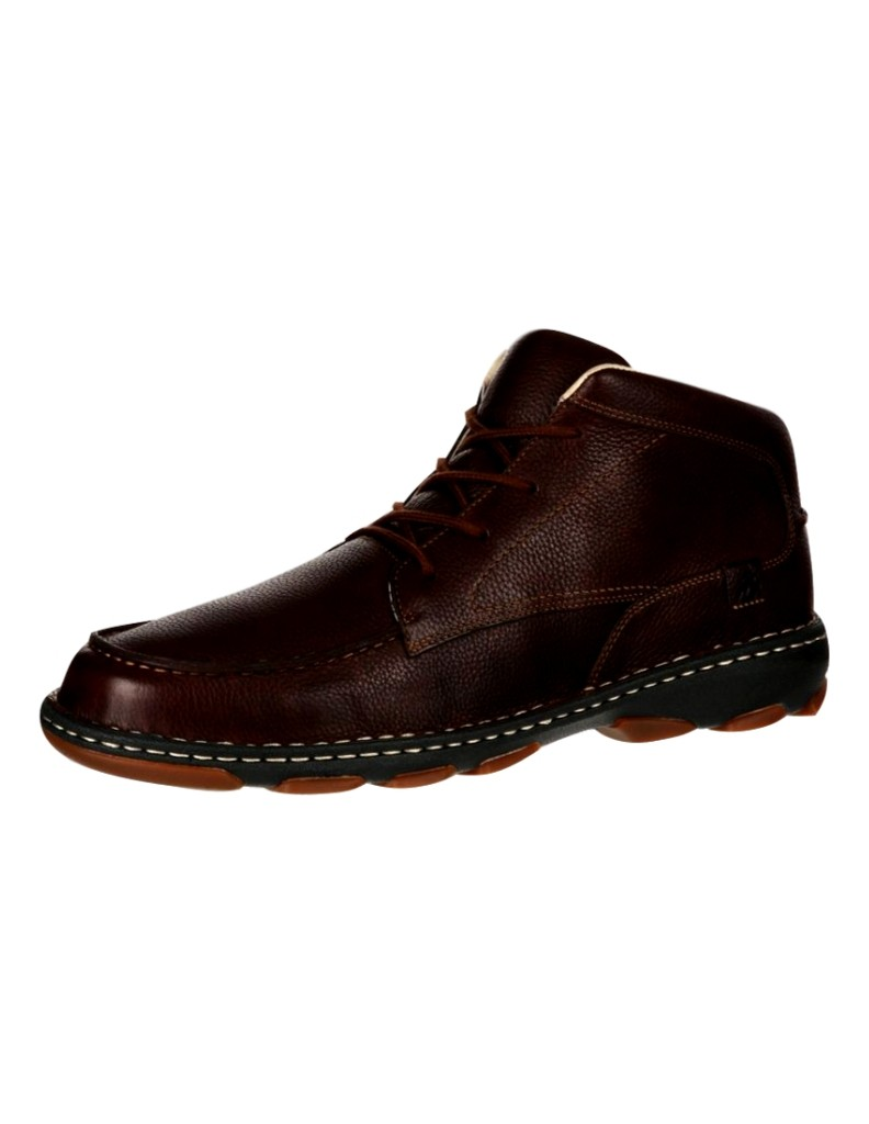 rocky outdoor boots mens cruiser casual chukka leather