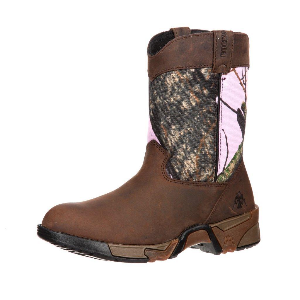 Rocky Outdoor Footwear Girls 8